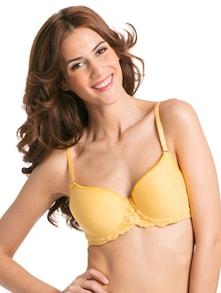 Lemon T-shirt Bra - Maya