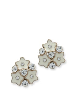 Flower Bunch Earring - Blend Fashion Accessories
