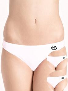 Cotton Panties (Set Of 3) - PrettySecrets