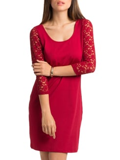 Scarlet Sexy Lace Dress - PrettySecrets