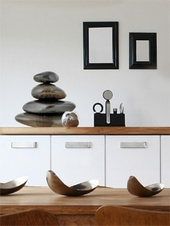 Stones Wall Sticker - Home Decor Line