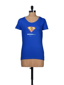 Trendy Super Mantra Tee - TANTRA