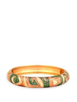 Gold Plated Pretty Bracelet - Jewellery By Just Women