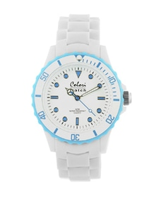 White & Blue Watch - Colori