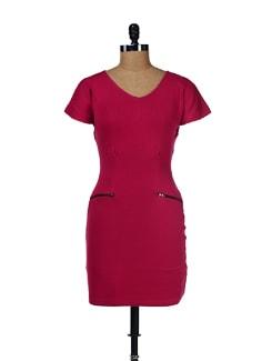 Sensuous Bodycon Dress - Femella