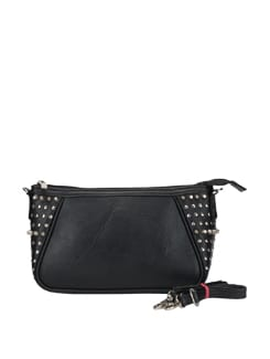Rock Star Chic Mini Sling Bag - DESI DRAMA QUEEN
