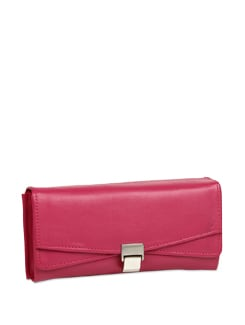 Chic Pink Wallet - ALESSIA