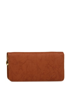 Timeless Tan Wallet - ALESSIA