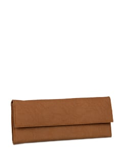 Classic Brown Wallet - ALESSIA