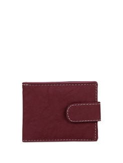 Classic Brown Multipurpose Wallet - ALESSIA
