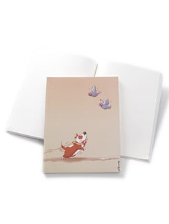 Pigeons Doodlebook - Bechain Nagri