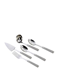Watch Band Serving Set - 5 Pieces - Awkenox