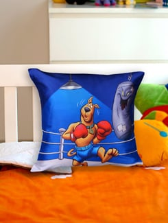 Scooby-Dooby Doo Cushion Cover - Warner Brothers By Mesleep