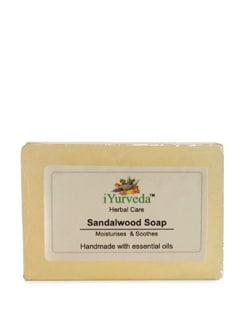 Soothing Sandalwood Soap - IYurveda