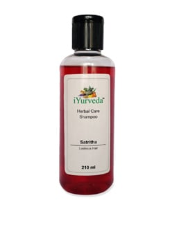 Herbal Satritha Shampoo - iYurveda