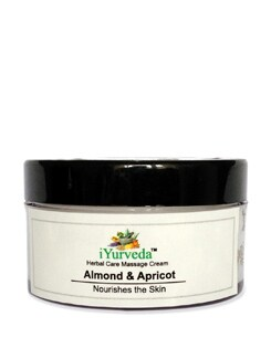 Almond And Apricot Nourishing Cream - IYurveda