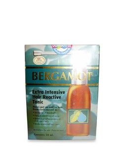 Bergamot Extra Intensive Hair Reactive Tonic  50ml - Bergamot