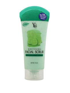 Cucumber  Facial Scrub 175 Ml - YC