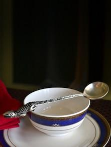 Lizard Shaped Soup Spoon- Set Of 4 - AG