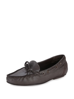 Coffee Brown Loafers - La Briza