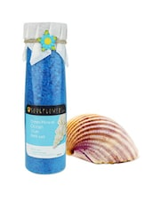 Ocean Blue Bath salt -  online shopping for salt and bubbles