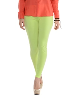 Lime Green Leggings - SORRISO