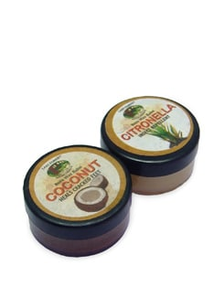 Citronella & Coconut Balm (Set Of 2) - Last Forest