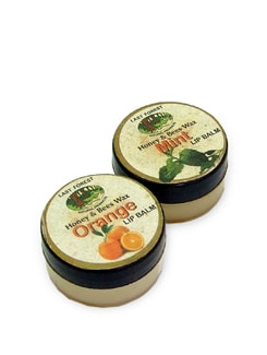 Mint & Orange Lip Balm (Set Of 2) - Last Forest