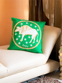 Taurus Cushion Cover - HOUSE THIS