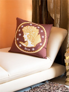 Virgo Cushion Cover - HOUSE THIS
