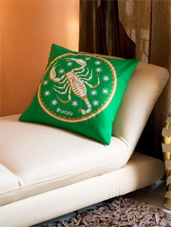Scorpio Cushion Cover - HOUSE THIS