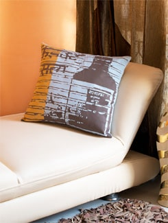 Bottle Cushion Cover - HOUSE THIS