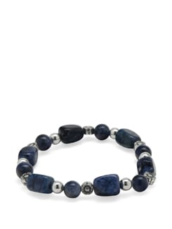Sodalite Power Bracelet - Ivory Tag