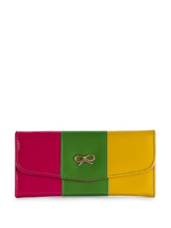 Elegant Multicolored Wallet - Toniq