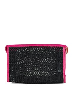 Black Lacy Make-Up Bag - Toniq