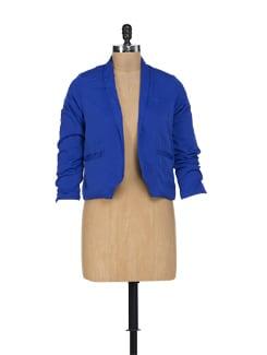 Royal Blue Jacket - HERMOSEAR