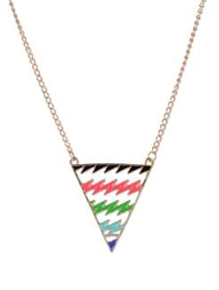 Stylish Gold Chain Necklace - YOUSHINE