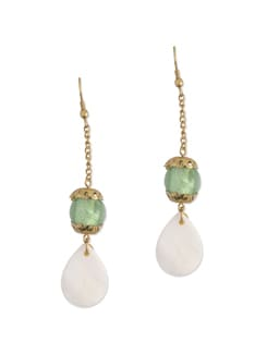 Drop Shell Earrings - Blend Fashion Accessories