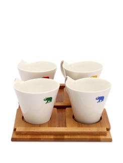 Bamboo Mug Set - The Elephant Company