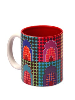 Ceramic Mug Mehrab - The Elephant Company