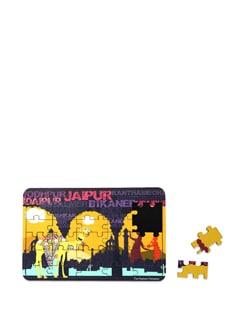 Puzzle Coaster Rajasthan Camel - The Elephant Company