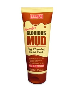 Glorious Mud Deep Cleansing Facial Mask - Beauty Formula