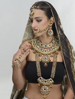 Decadent Bridal Set - THE PARI