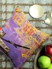 Abstract Print Cushion Cover - Per Inch