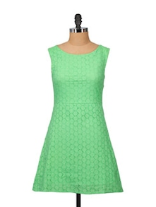 Mint Green Summer Dress - STREET 9