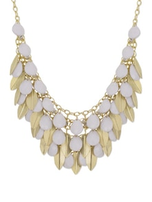 Gold Leaf Necklace - STREET 9