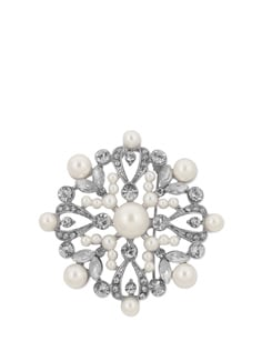 Chic Pearl Brooch - Freddy's