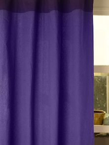 Purple Door Curtain - HOUSE THIS