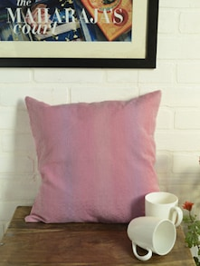 Pink Cotton Cushion Cover - HOUSE THIS
