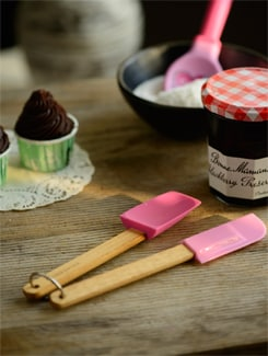 Silicone Spoon And Spatula (Set Of 2) - Master Kitchen